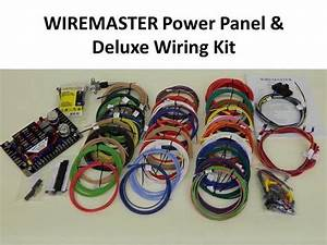 Wiremaster Power Panel  U0026 Deluxe Wiring Kit