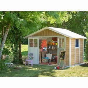 Abri De Jardin En Pvc : abri de jardin en pvc 7 5m deco sherwood grosfillex kit ~ Edinachiropracticcenter.com Idées de Décoration