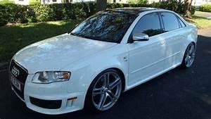 Buy Used White 2007 Audi S4 With Rs4 Body Base Sedan 4