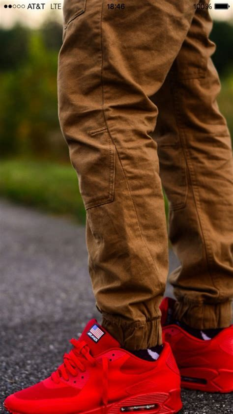 Victorious Mens Twill Jogger Pants:Amazon:Clothing