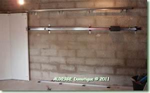 Montage Porte De Garage : auxerre domotique les portes de garage sectionnelles ~ Dailycaller-alerts.com Idées de Décoration