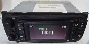 Dodge Neon 2002 2003 2004 2005 Factory Nav Navigation Cd