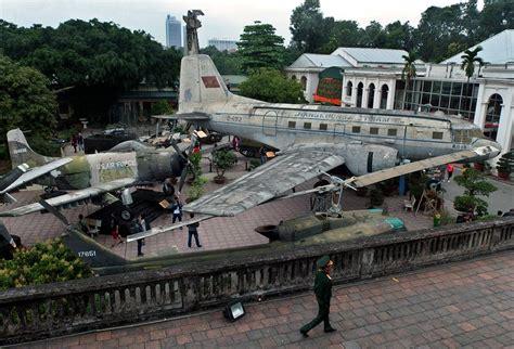 wisata museum sejarah militer vietnam  bekas penjara