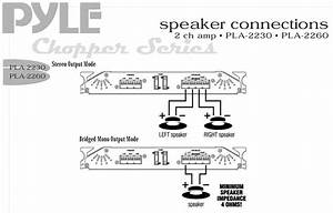 Amazon Com  Pyle Pla2260 2 Channel 4000 Watt High Power
