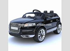 2014 Newest Licensed 12v Electric Car Toy Ride On Audi Q7