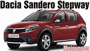 Defaut Dacia Sandero : meinungen dacia sandero 1 stepway 2009 2013 youtube ~ Medecine-chirurgie-esthetiques.com Avis de Voitures