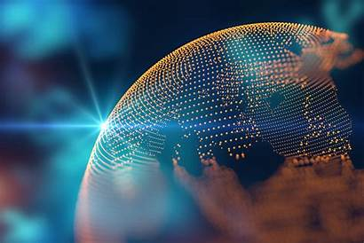 Technology Earth Abstract Futuristic Istock