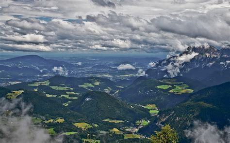 nature, Landscape, Panoramas, Clouds, Mountain, Forest ...
