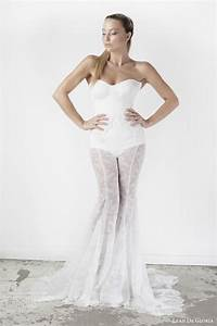 leah da gloria spring 2015 wedding dresses wedding inspirasi With wedding dress bodysuit