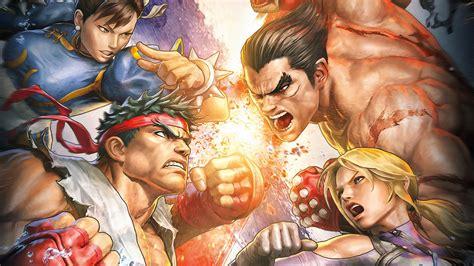 Street Fighter V Revisiting Street Fighter X Tekken From