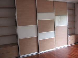 Schiebetüren Für Einbauschrank : ein einbauschrank mit schiebet ren ist f r jeden raum geeignet schranksysteme ~ Orissabook.com Haus und Dekorationen