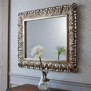 Bedroom mirror wall decor : Decorative bedroom mirrors in example pics