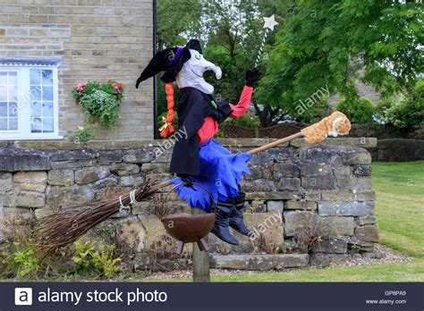 Room On The Broom High Resolution Stock Photography and ...