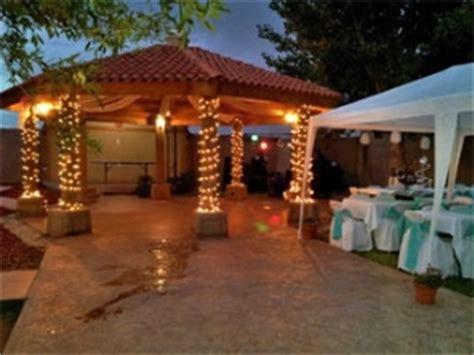 Jardin De Eventos Casa Bonita Ciudad Juarez Salones Para
