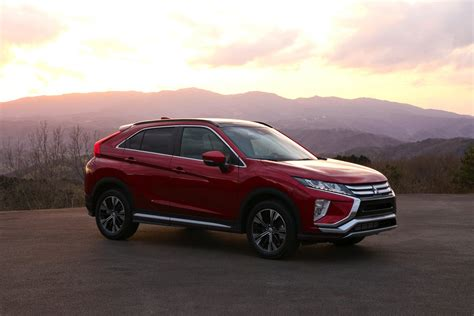 mitsubishi eclipse new 2018 mitsubishi eclipse cross is not the eclipse you