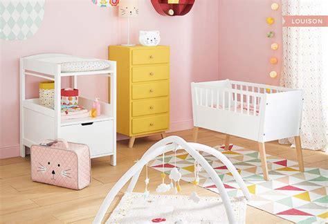 chambre bebe com maisons du monde 10 chambres bébé enfant inspirantes