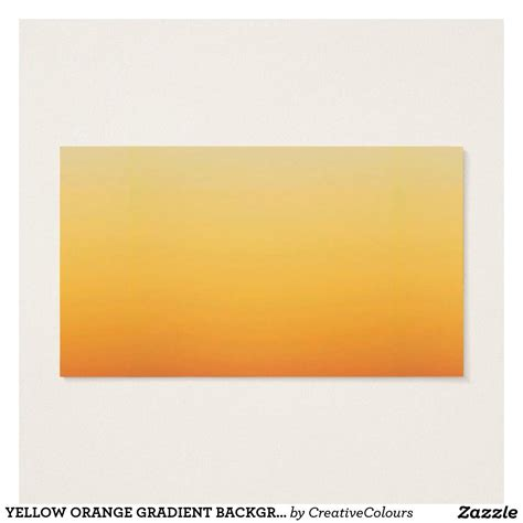 yellow orange gradient background template customi
