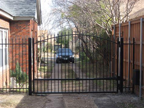 iron fences gates geldmeierfence deck
