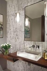 59, phenomenal, powder, room, ideas, , u0026, half, bath, designs
