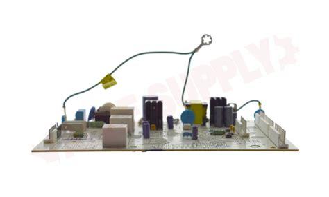 wrf ge refrigerator main control board