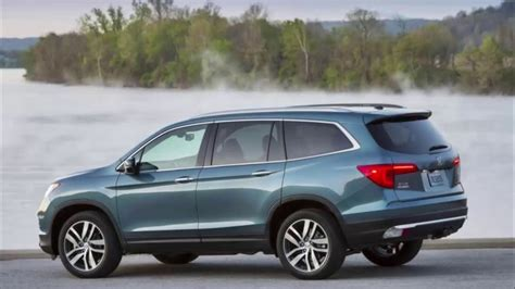 2018 Honda Pilot  Review, Release Date, Price, Features