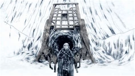 the wall by the wall by samwell tarly game of thrones history and lore youtube