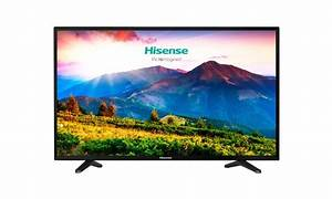 Hisense 40 U0026quot  Smart Tv W  Wifi  U0026 Built