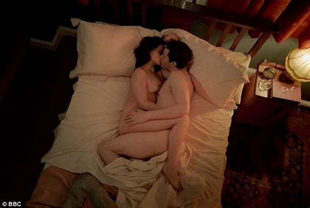 #Charlotte #Riley #Strips #Off #Ahead #Of #King #Charles #Iii #Role