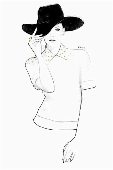 Les illustrations de mode de Floyd Grey | À Découvrir