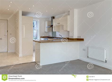 plan de cuisine ouverte cuisine ouverte moderne de plan photo stock image 23278014