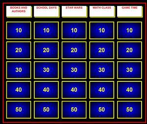 jeopardy theme wav free download matloading With jeopardy template with sound effects