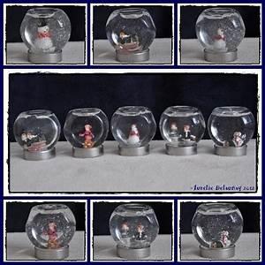 Fabriquer Boule à Neige Glycérine : boules neige chocolat et scoubidou ~ Zukunftsfamilie.com Idées de Décoration