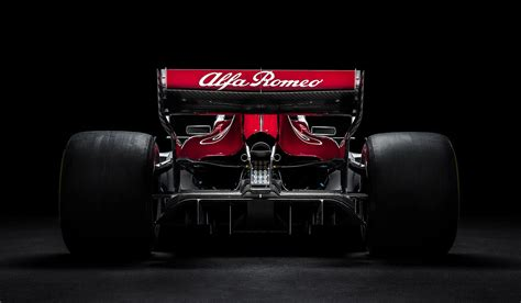 This Is The Alfa Romeo Branded 2018 Sauber F1 Car