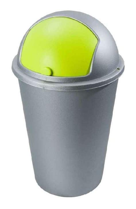 poubelle cuisine verte poubelle de cuisine verte cool poubelle de salle de bains