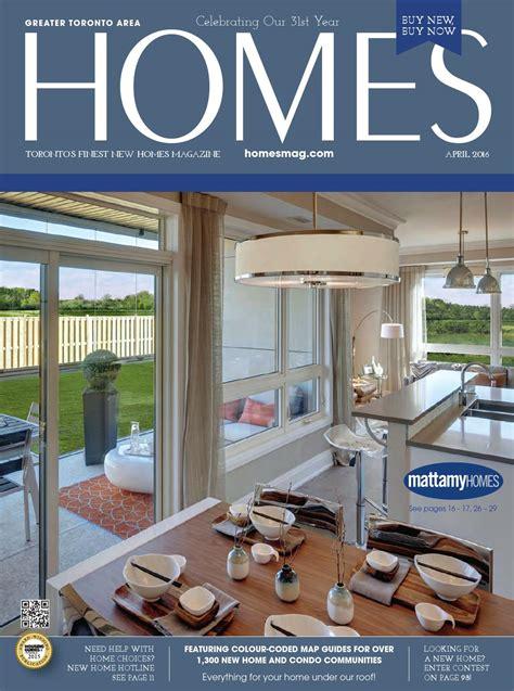 Homes Magazine by Homes Magazine April 2016 By Homes Publishing Issuu