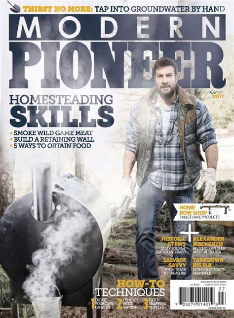 modern pioneer magazine digital discountmags