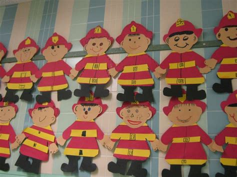 crafts actvities and worksheets for preschool toddler and 106   fireman craft for kids