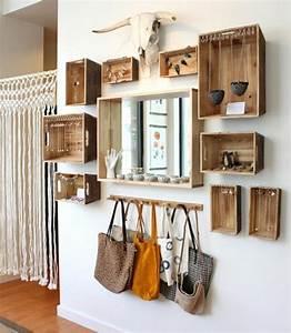 plus de 25 idees uniques dans la categorie porte bijoux With fabriquer un meuble d entree 16 comment fabriquer une porte rustique