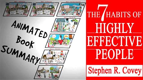 habits  highly effective people  stephen covey