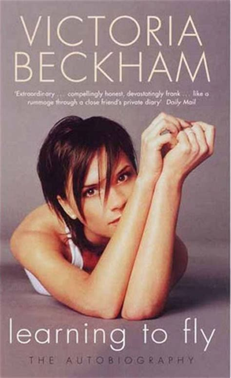 learning  fly  autobiography  victoria beckham