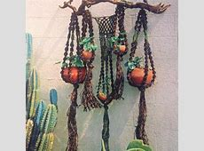 MACRAME PLANT HANGERS WITH JESSICA DELL — Sacred Arts