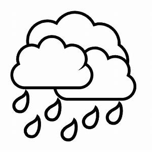 Rain Coloring Pages - GetColoringPages.com