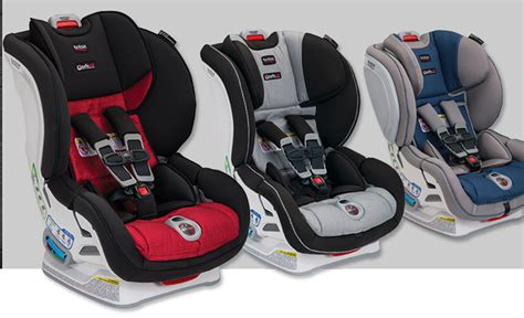 Britax Recalls 200,000 Car Seats For Infants And Children