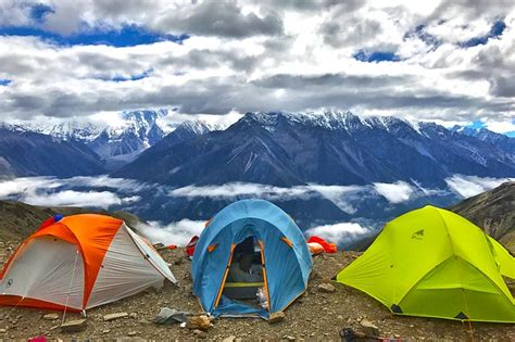 backpacking camping tent tents setup