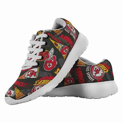 Chiefs Kansas Official Wear Nfl Shoe Foot