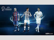 UEFA Awards Real Madrid dominate nominations for