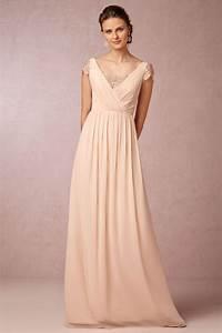 wedding trend blush bridesmaid dresses wedding colors With wedding and bridesmaid dresses