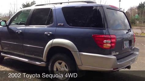 how cars engines work 2002 toyota sequoia navigation system 2002 toyota sequoia youtube