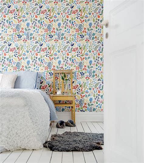 chambre ado londres papiers peints de marques inspiration décoration