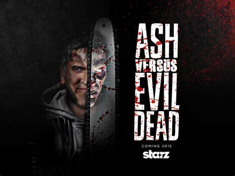 Sci Fi Wallpaper Hd Starz 39 S Ash Vs Evil Dead Tv Series Featuring Half Hour